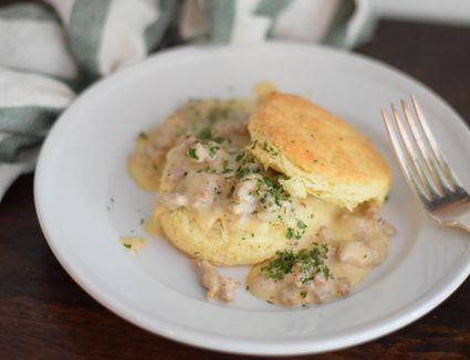 Classic Southern Sausage Gravy Recipe