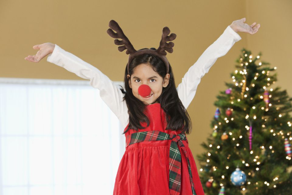 Creative Reindeer themed party games