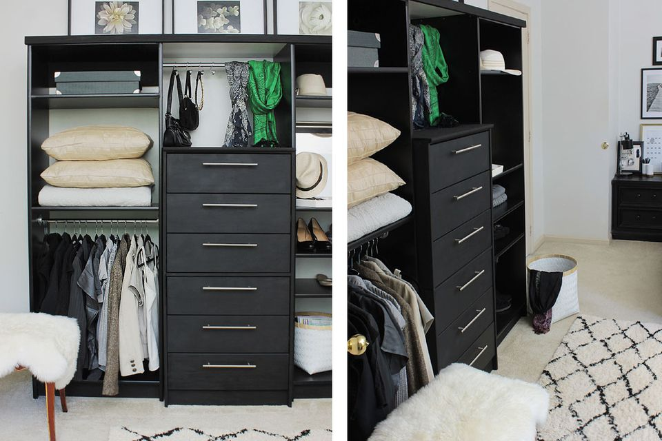 bedroom storage furniture. DIY Bedroom Storage Ikea Hack 21 Best IKEA Hacks for Small Bedrooms