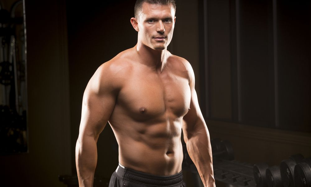 Men's nipples do not serve a vital function.