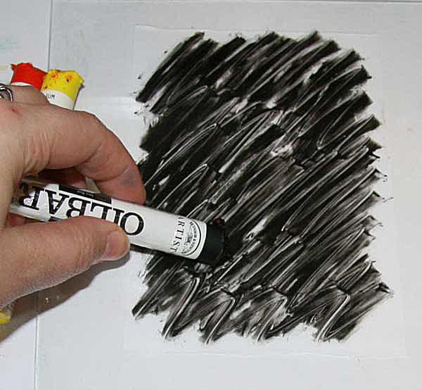 Winsor and Newton Oilbar oil paint sticks