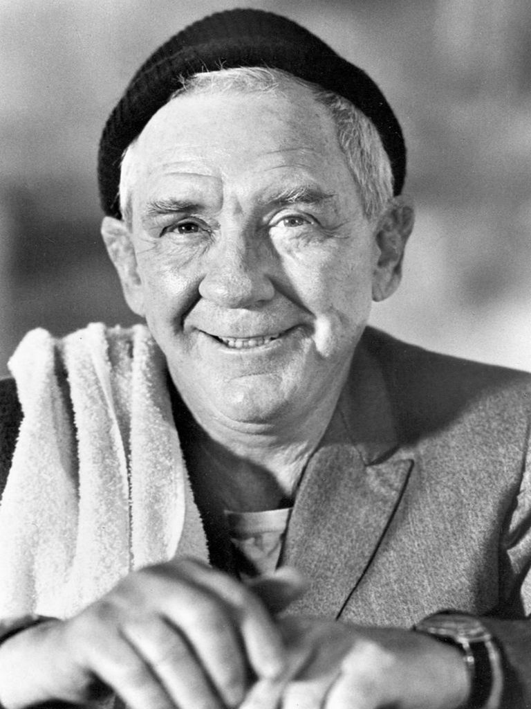 Burgess Meredith For 'Rocky'
