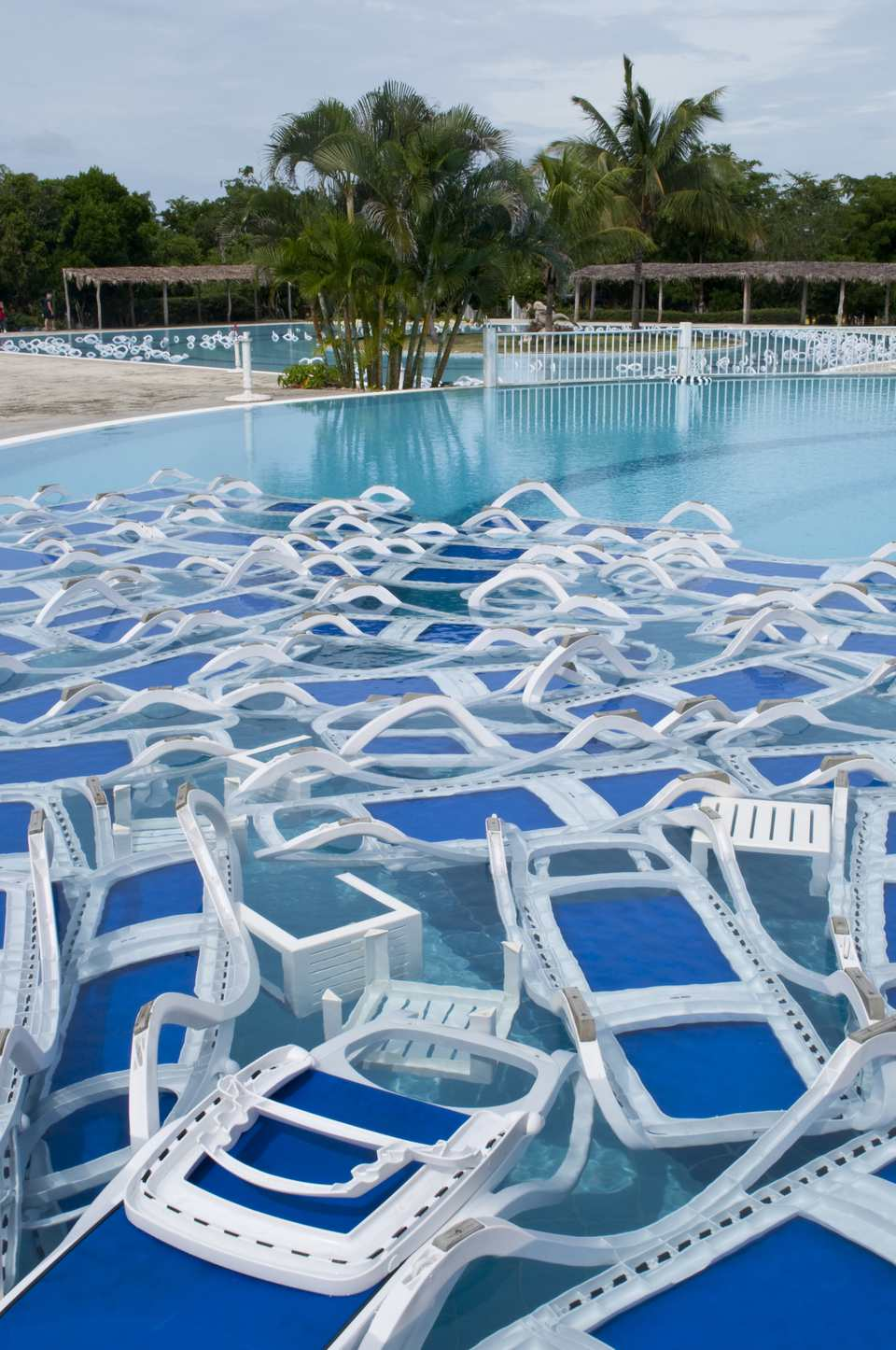 How To Prepare Your Pool And Yard Before A Storm