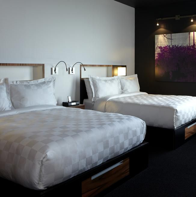 Room at the ALT Hotel