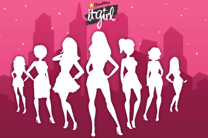 it girl facebook app