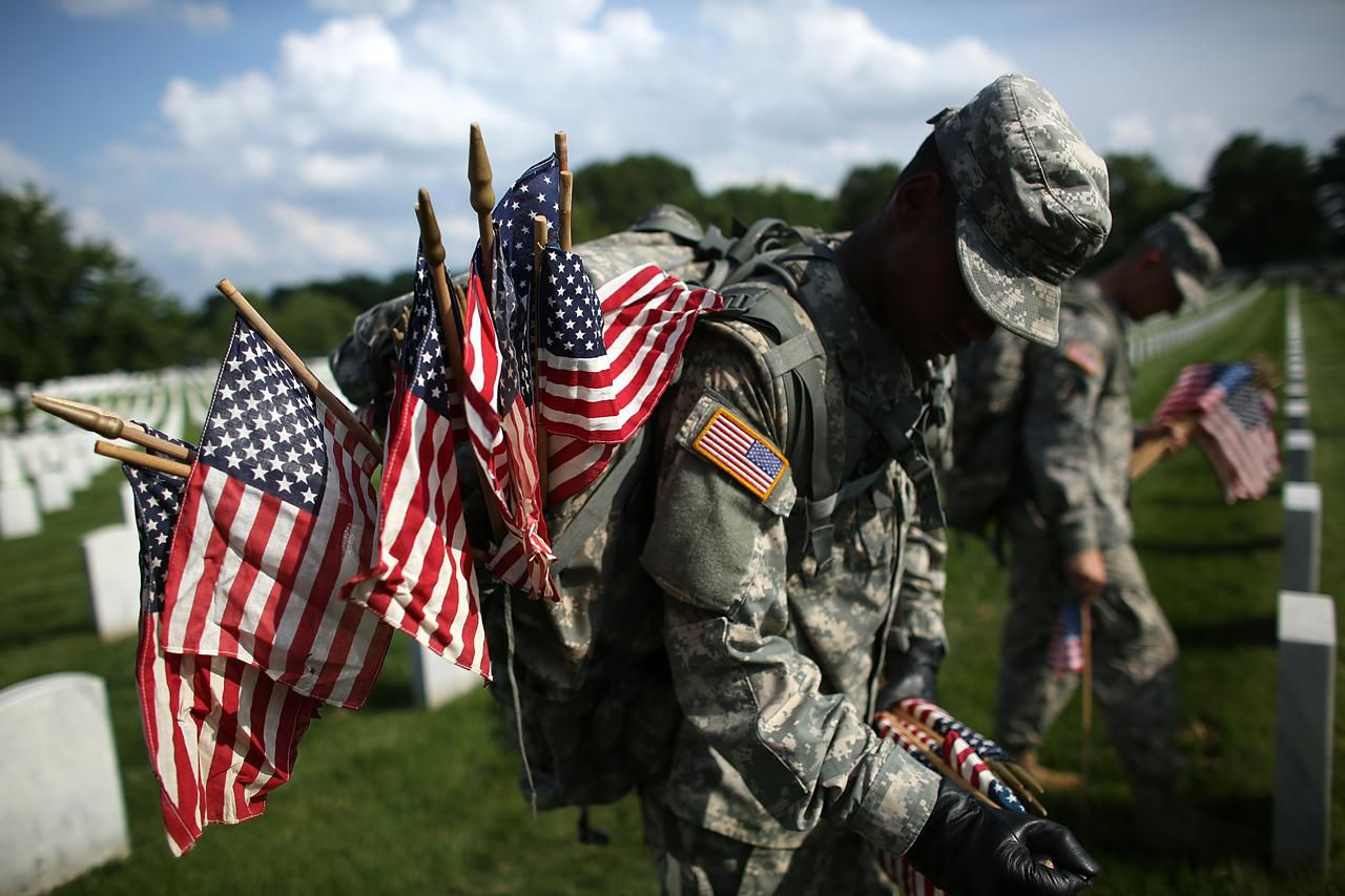 Army color casing ceremony script -  Flags In Ceremony Held At Arlington National Ahead Of Memorial Day