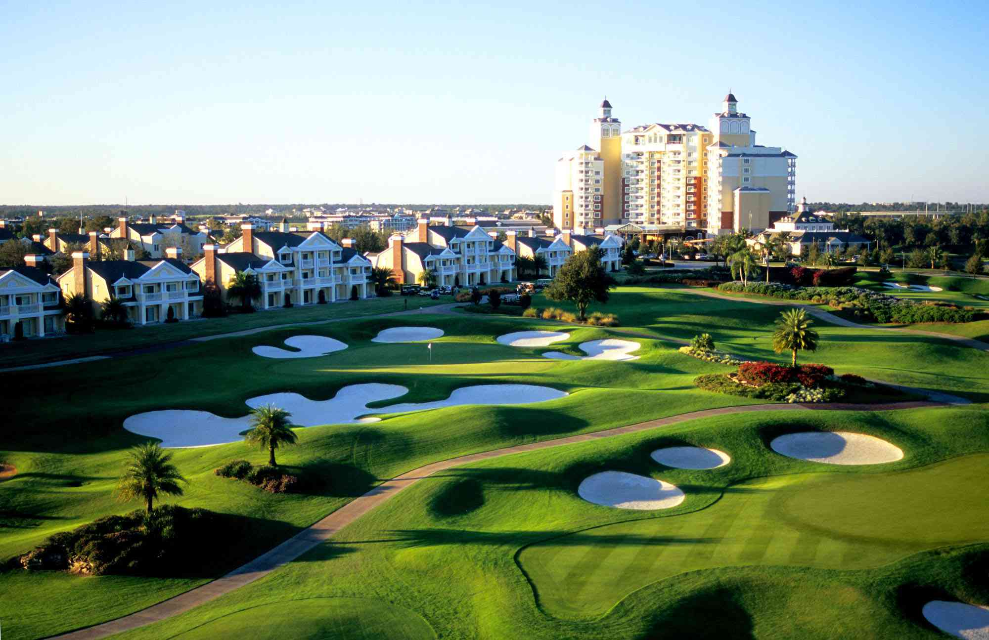 Florida\'s Top Golf Courses and Resorts