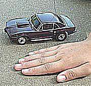 Evolution 1967 Pontiac Firebird 1:28 scale XMODS