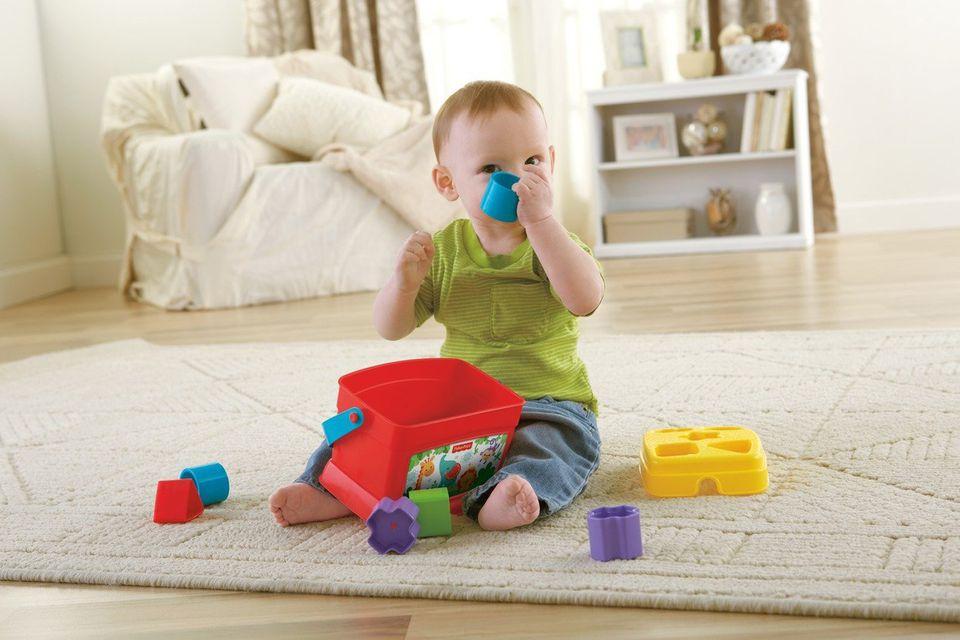 Fisher Price Baby Blocks