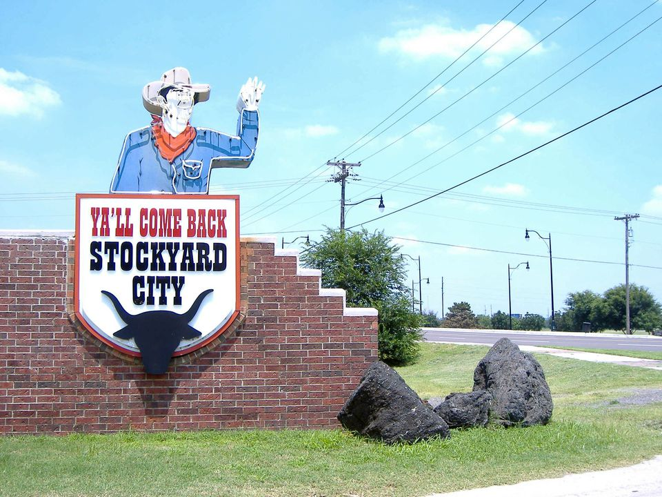 Stockyard City