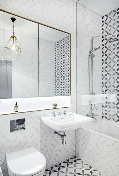 8 bathroom decor trends that will be huge in 2018 for Trends in bathroom tile