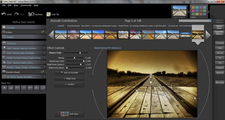 Smart Photo Editor by Anthropics