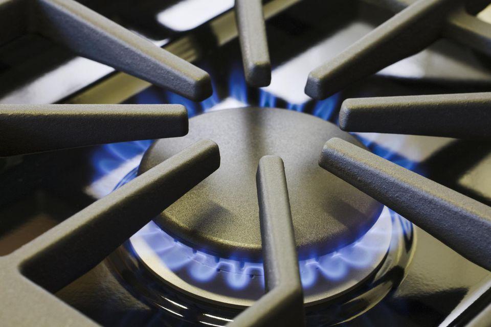 Kitchen Gas Stove Burner
