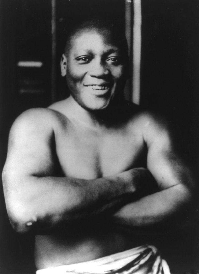 Jack Johnson heavyweight