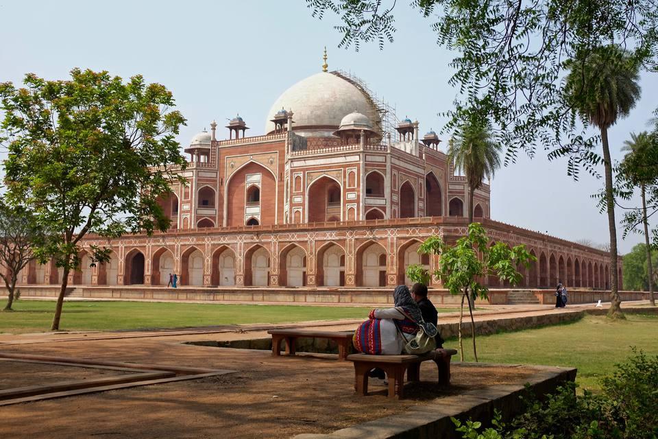 Humayun's Tomb - New Delhi