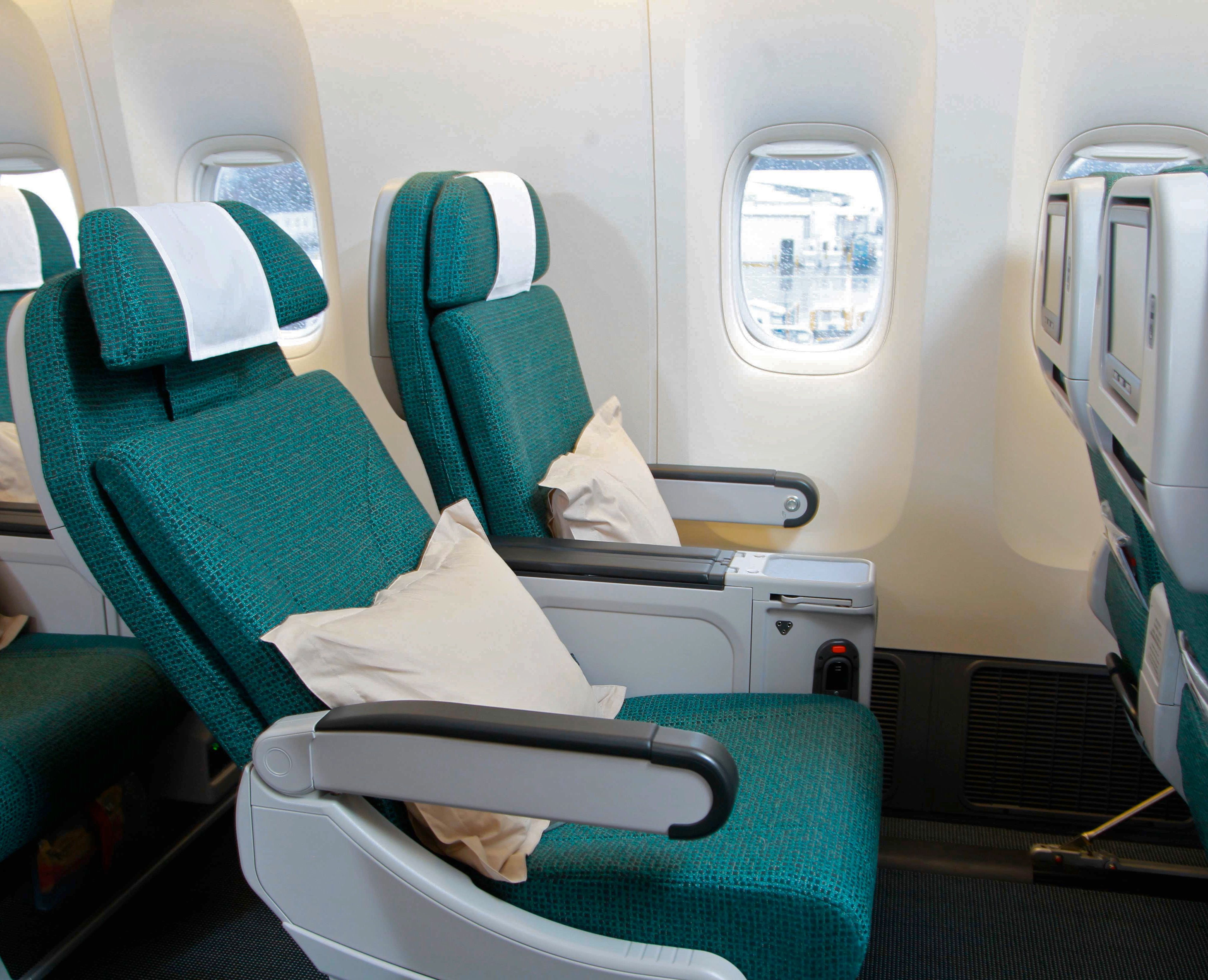 Premium Economy Airline Seats