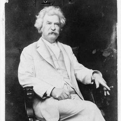 """mark twain a fable essay Mark twain: collected tales, sketches, speeches, & essays 1891–1910  edited by louis j budd """"it's a perfect combination, mark twain and the library of america—one an american genius, the other dedicated to preserving the works of."""