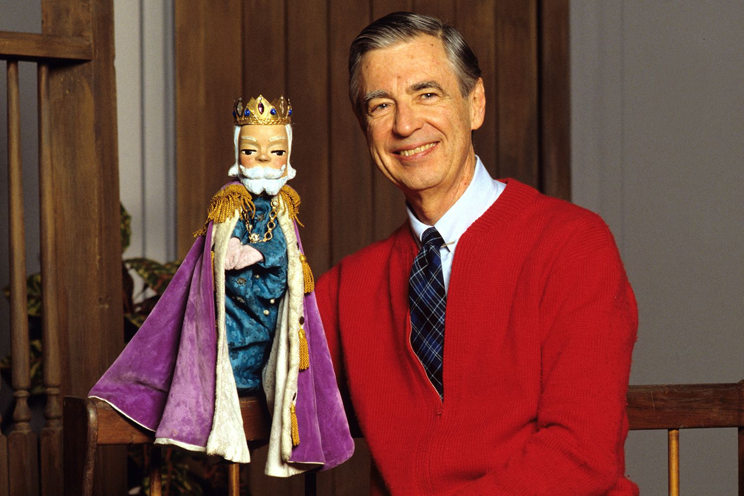 Mr Rogers A Navy Seal Or Marine Sniper
