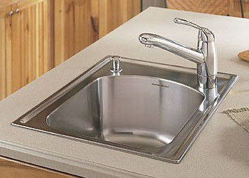 How To Replace A Surface Mounted Sink