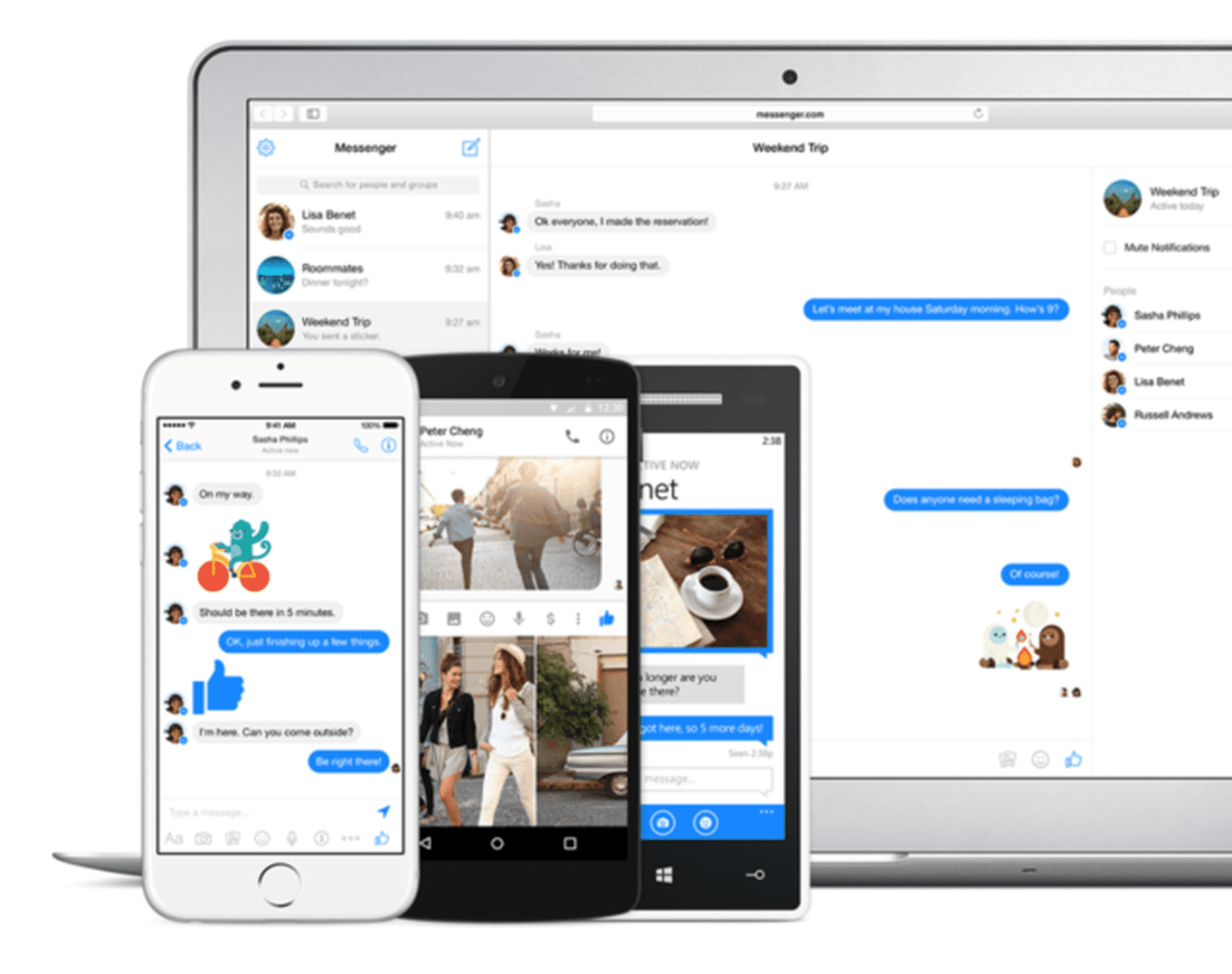 How to delete messages from facebook messenger your facebook chat history is easy to find ccuart Choice Image
