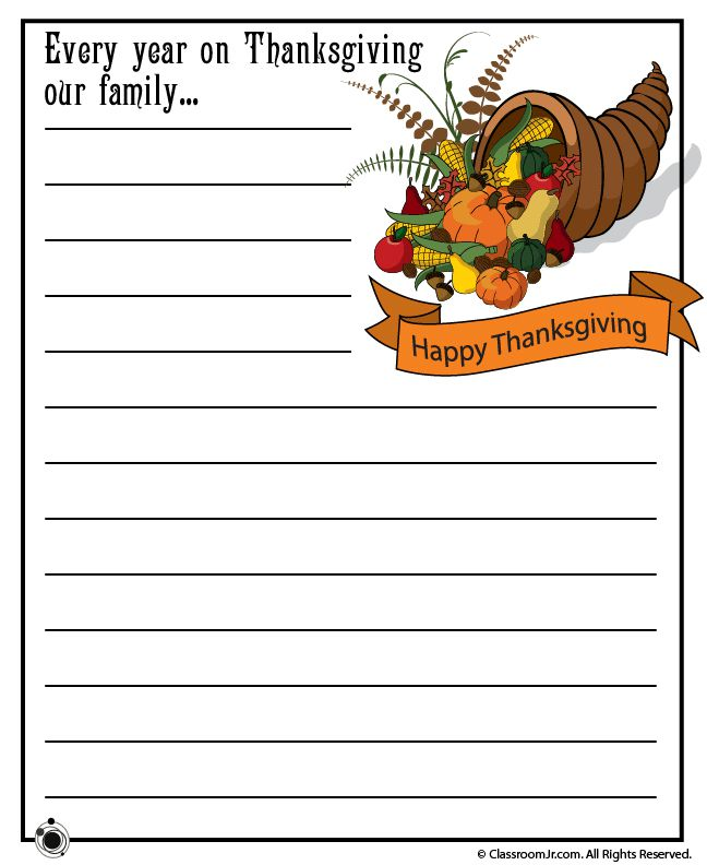 Free Thanksgiving Worksheets for Math and Reading – Printable Thanksgiving Worksheets