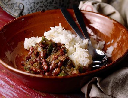 Crock Pot Red Beans And Rice With Sausage Recipe