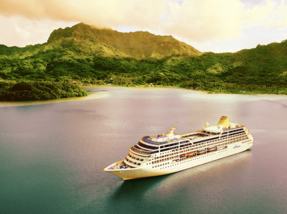 Carnival's Fathom ships set sail for Cuba