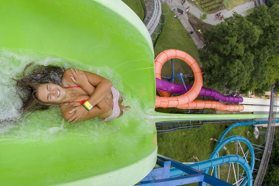 Mountain Creek water park New Jersey