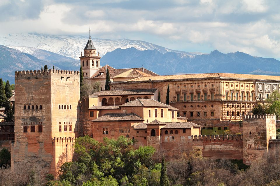 Itineraries for Spain