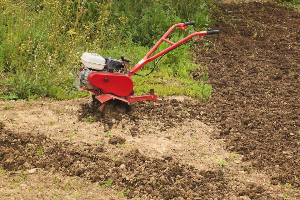 Small Garden Tillers A Rototiller Review