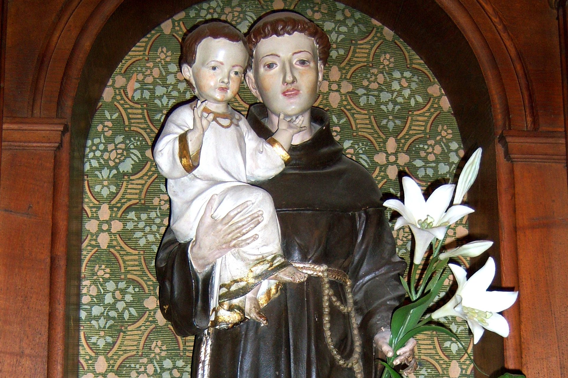 when is the feast of st anthony this and all years. Black Bedroom Furniture Sets. Home Design Ideas