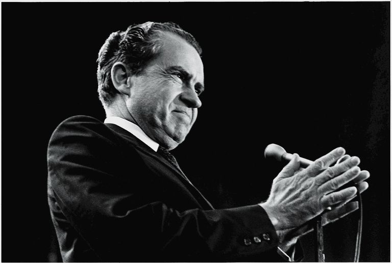 Richard Nixon -situated ethos