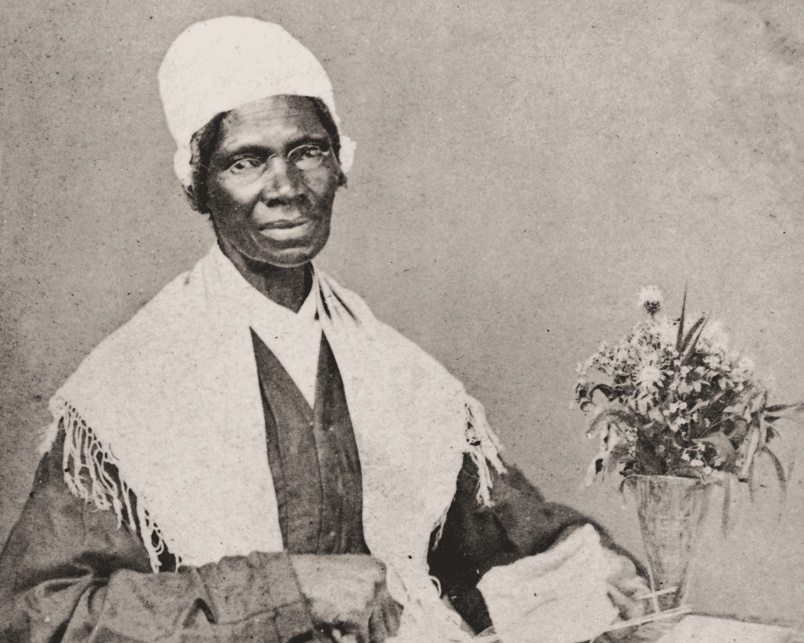 """the history of sojourner truth Sojourner truth was an african american evangelist, abolitionist, women's rights activist and author who escaped to freedom in 1826 she is famous for her stirring """"ain't i a woman"""" speech, delivered in 1851 learn more about sojourner truth at historycom."""