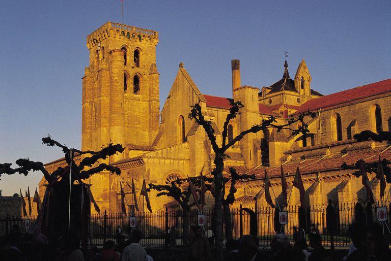 Royal Monastery of Las Huelgas.