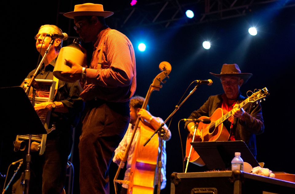 Labor Day in New England Rhythm & Roots Festival
