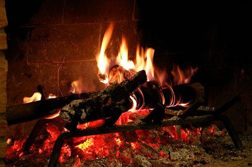 Wood burning and