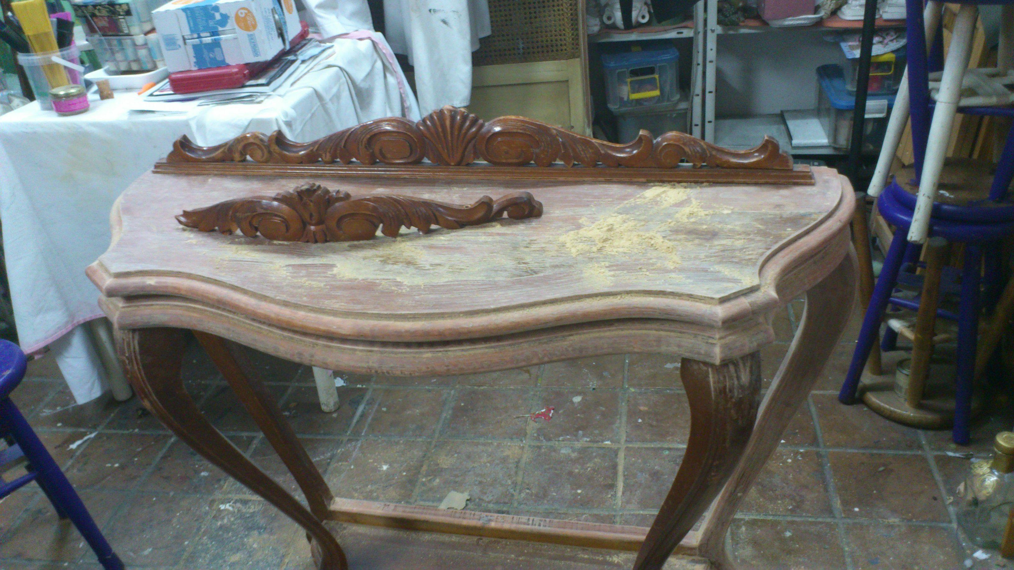 Pintar muebles de madera decorarlos y transformarlos - Pintar muebles colores ...
