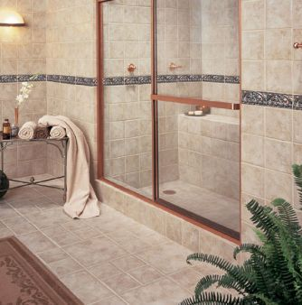 bathroom tile accent ideas tile ideas for showers 16711