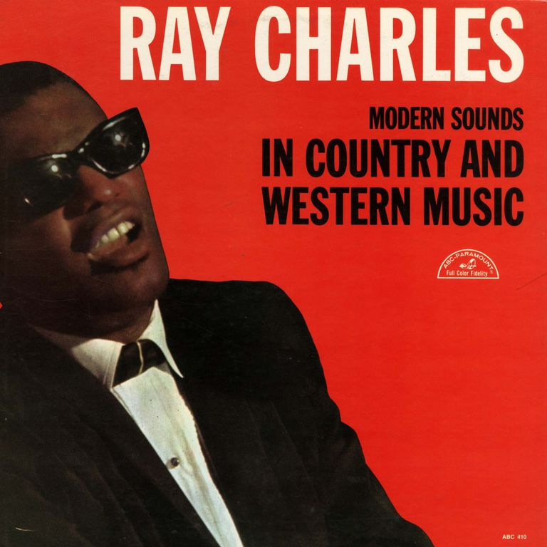 """Ray Charles' landmark 1962 LP """"Modern Sounds in Country and Western"""""""