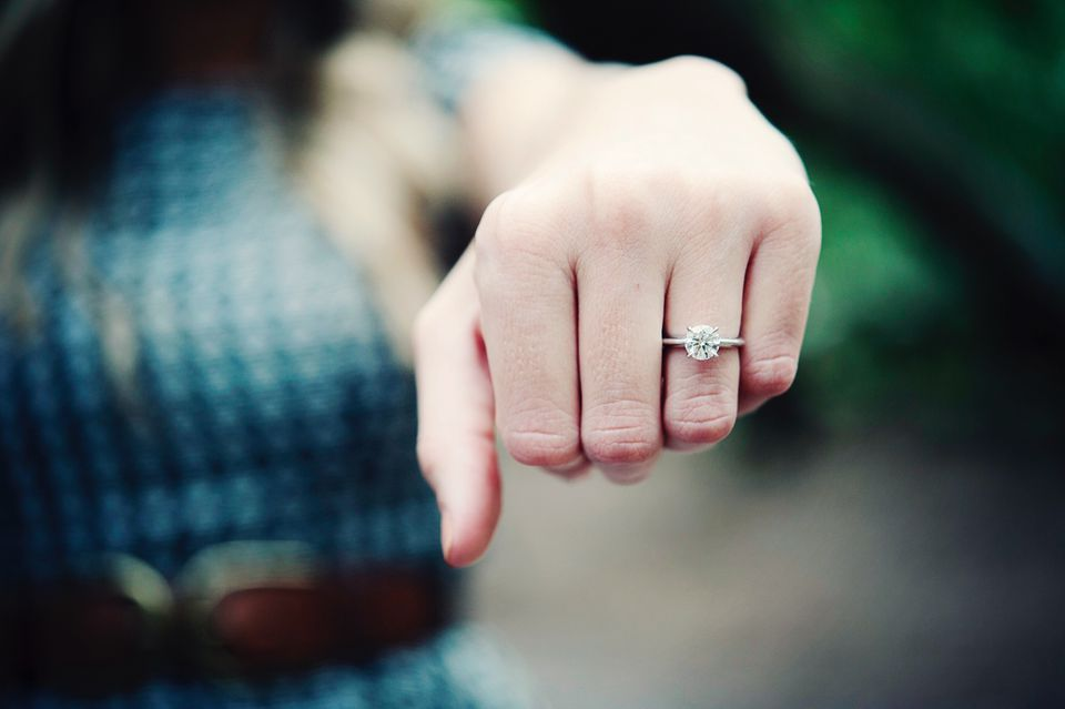 How often you should be cleaning diamond rings and other jewelry