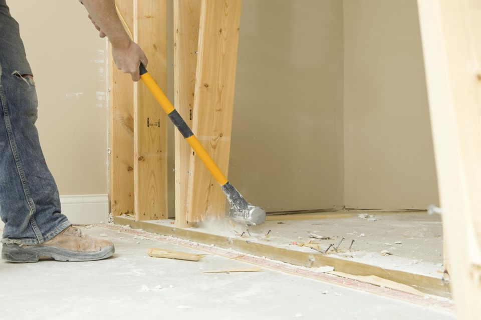 Removing load bearing walls facts you cannot ignore for Can a load bearing wall be removed
