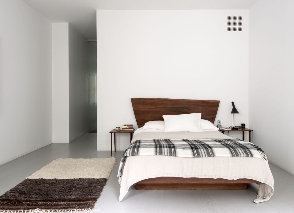 scandinavian bedroom furniture. Minimalist Scandinavian bedroom 25 Bedroom Design Ideas
