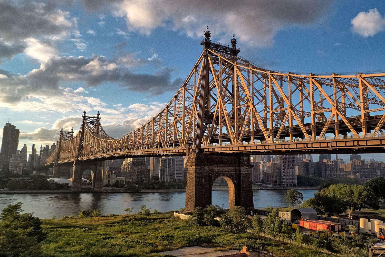 Walking The Queensboro Ed Koch Bridge