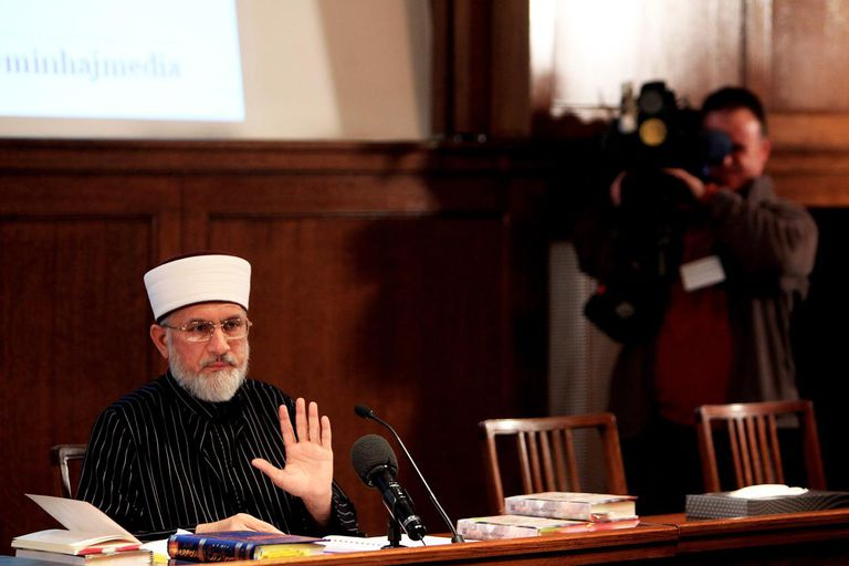 A Leading Muslim Scholar Issues A Fatwa On Terrorism