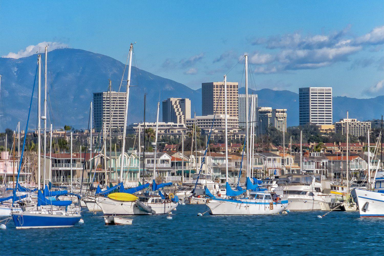 One Day In Newport Beach