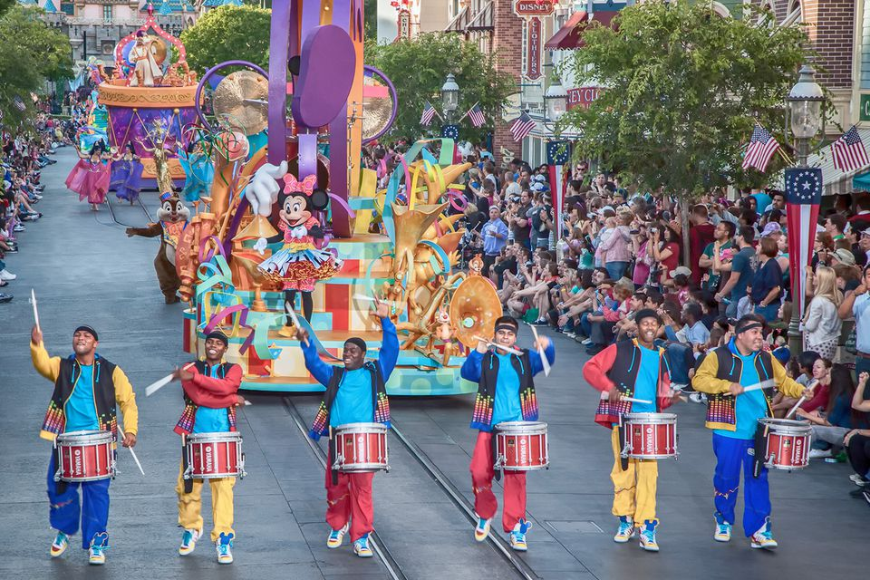 Mickey's Soundsational Parade