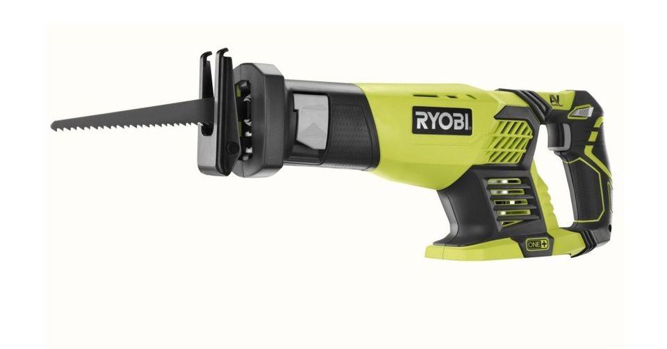 Ryobi 18V Cordless Reciprocating Saw