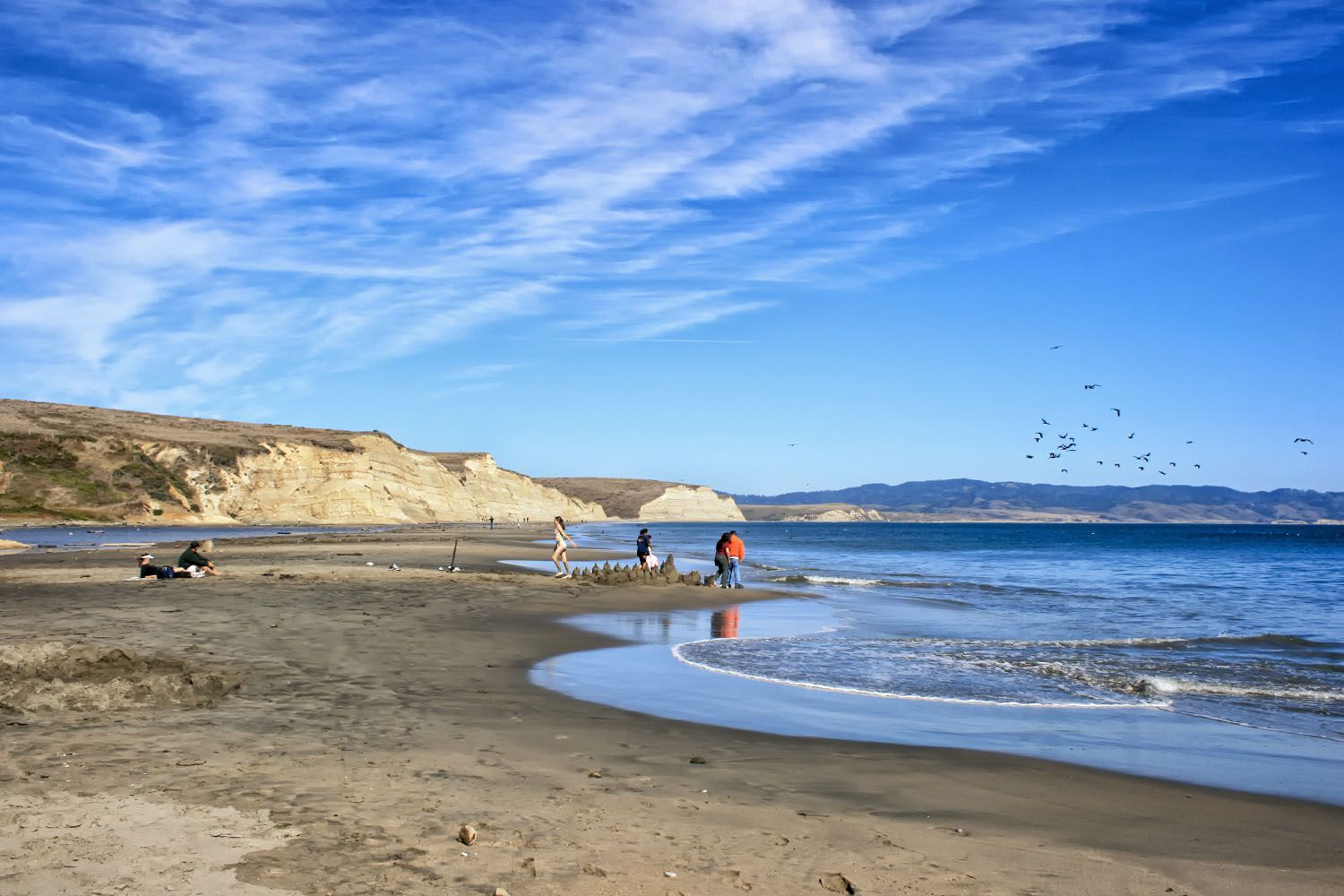 Stinson beach what you need to know before you go drakes beach at point reyes nvjuhfo Image collections