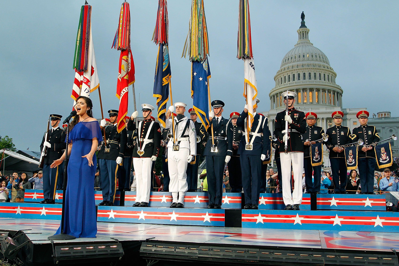Memorial Day 2017 In Washington Dc