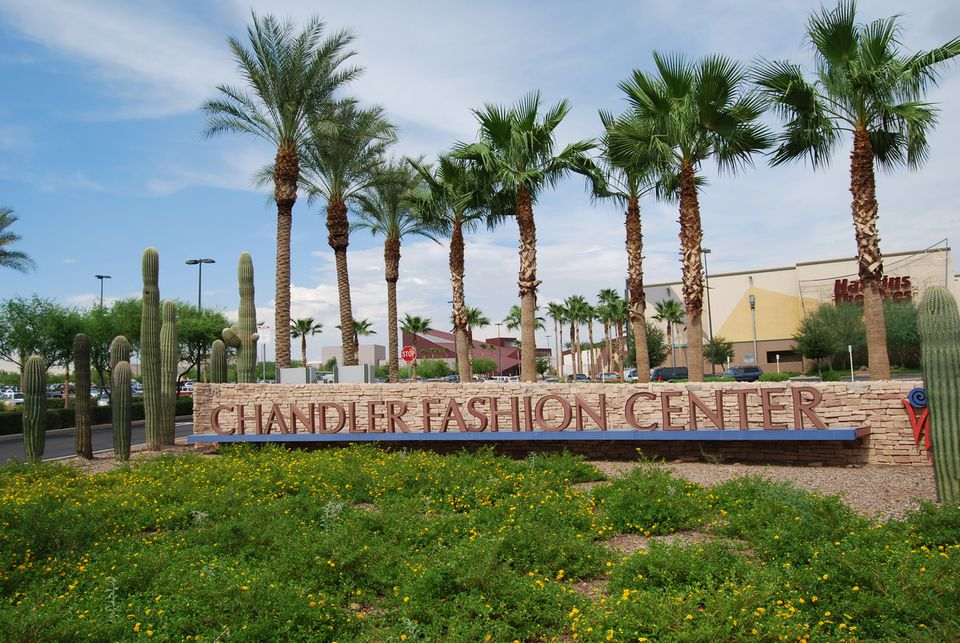 Chandler Fashion Center Mall Stores And Restaurants - Chandler fashion center mall map